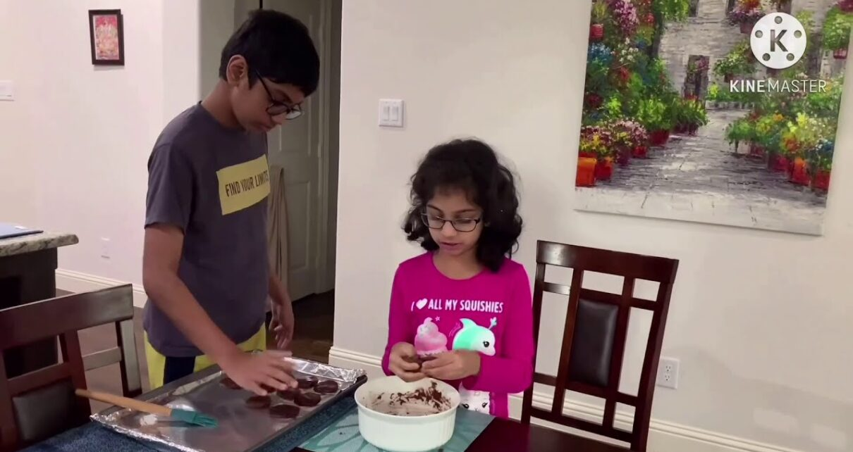 yt 250153 Vlog How to make Cookies Thanks giving holiday cookies by my Kids Telugu Vlogs from USA 1210x642 - #Vlog    How to make Cookies 🍪    Thanks giving holiday cookies by my Kids    Telugu Vlogs from USA