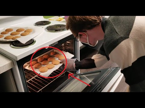 yt 250190 I bake cookies for the first time in my life I guess - I bake cookies for the first time in my life I guess