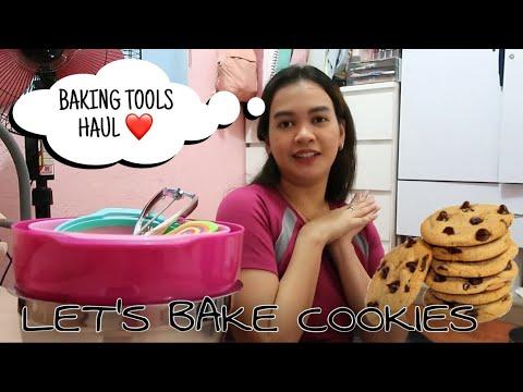 yt 250222 BAKING TOOLS HAUL LETS BAKE COOKIES  - BAKING TOOLS HAUL | LET'S BAKE COOKIES ❤️