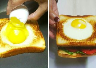 yt 250302 Yummy Bread Omelette Sandwich Quick Easy Bread Omelet Sandwich Breakfast Snacks New Idea 322x230 - Yummy Bread Omelette Sandwich / Quick & Easy Bread Omelet Sandwich / Breakfast & Snacks New Idea