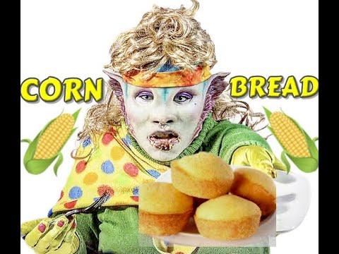 yt 250330 Mukbang Cooking How to bake Corn Bread - Mukbang / Cooking - How to bake Corn Bread