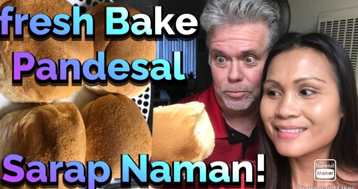 yt 250334 Fresh Bake Pandesal Filipino bread Kalami sa Pandesal mainit init pa 1210x642 - Fresh Bake  Pandesal | Filipino bread | Kalami sa Pandesal mainit init pa.