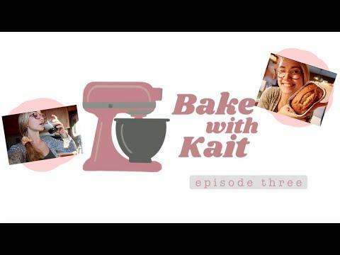 yt 250358 Bake with Kait ep. 3 BANANA BREAD - Bake with Kait ep. 3: BANANA BREAD