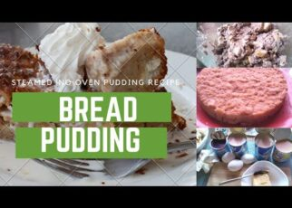 yt 251508 No bake bread pudding Ube pudding Zeyneps way 322x230 - No bake bread pudding || Ube pudding  Zeynep's way