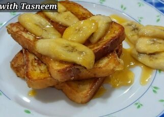 yt 251871 sweet Bread Toast easy quick breakfast recipe by cook with Tasneem 322x230 - sweet Bread Toast easy quick breakfast recipe by cook with Tasneem