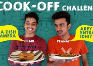 yt 251875 Brothers Cook off Challenge Charis Bread Omelette Vs Pranus Egg Maggi Chari Not Sorry 322x230 - Brothers Cook-off Challenge | Chari's Bread Omelette Vs Pranu's Egg Maggi | Chari Not Sorry