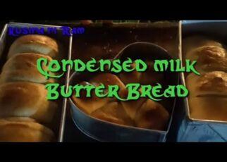 yt 251900 Condensed Milk Butter Bread Easy to bake special edition 322x230 - Condensed Milk Butter Bread/ Easy to bake / special edition😁🤫