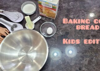 yt 251908 Baking Corn Bread Kids Edition ChaiAndChaos 322x230 - Baking Corn Bread - Kids Edition | ChaiAndChaos