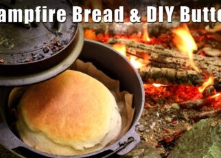 yt 252677 Campfire Bread Dutch Oven Homemade Butter 322x230 - Campfire Bread (Dutch Oven) & Homemade Butter