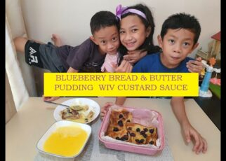 yt 253037 Blueberry Bread Butter Pudding. Easy Peasy Recipe that even kids can bake 322x230 - Blueberry Bread Butter Pudding. Easy Peasy Recipe that even kids can bake.