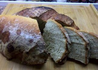 yt 253053 Hzi Kenyr egyszeren Homemade Bread easy to bake 322x230 - Házi Kenyér (egyszerüen) / Homemade Bread (easy to bake)