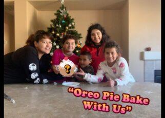 """yt 253173 Bake With Us Oreo Pie Episode 2 322x230 - Bake With Us """"Oreo Pie"""" Episode #2"""