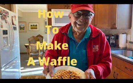 yt 253498 How To Make A Waffle 464x290 - How To Make A Waffle