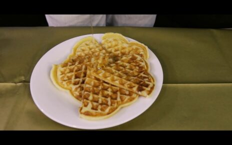 yt 253506 How to Make Perfect Waffles 464x290 - How to Make Perfect Waffles