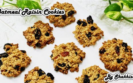 yt 253602 How to Make Oatmeal Raisin Cookies Gluten Free Cookies No Flour Cookies Oatmeal Cookies Biscuits 464x290 - How to Make Oatmeal Raisin Cookies  Gluten Free Cookies   No Flour Cookies  Oatmeal Cookies Biscuits