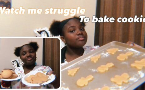 yt 253618 Watch me struggle to bake...cookies Vlogmas day 2 464x290 - Watch me struggle to bake...cookies (Vlogmas day 2)