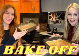 yt 253723 BESTIE BAKE OFF OVER ZOOM Banana Bread 322x230 - BESTIE BAKE OFF OVER ZOOM | Banana Bread