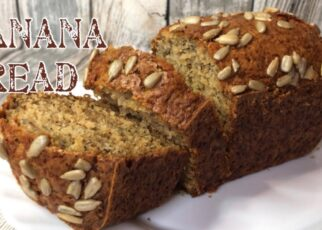 yt 253731 How to make simple banana bread online baking class 322x230 - How to make simple banana bread | online baking class