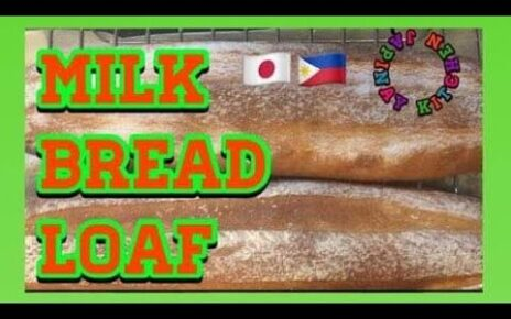 yt 253735 Milk Bread loaf Soft and Easy Step Baking 464x290 - Milk Bread loaf  Soft and Easy Step Baking