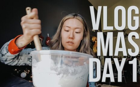 yt 253752 VLOGMAS 2020 DAY 1 Family photos baking focaccia bread 464x290 - VLOGMAS 2020 DAY 1 - Family photos, baking focaccia bread