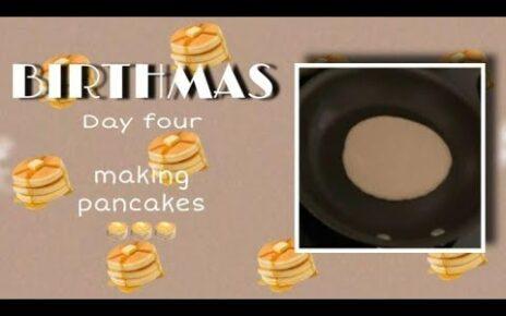 yt 253756 Making pancakes for my favorite little cHiLe Birthmas day three 464x290 - Making pancakes for my favorite little cHiLe 🥰💕   Birthmas day three