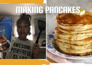 yt 253773 Making pancakes Vlogmas day 3 322x230 - Making pancakes (Vlogmas day 3)