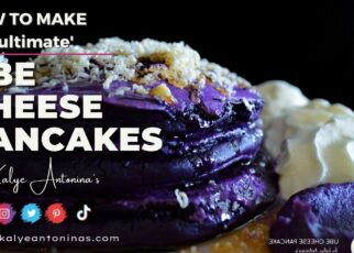 yt 253777 How to make UBE CHEESE PANCAKES The best pancakes ever 322x230 - How to make UBE CHEESE PANCAKES | The best pancakes ever!