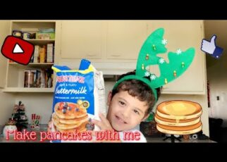 yt 253785 Carter Demonstrates How To Make Pancakes Vlogmas Day. 3 322x230 - Carter Demonstrates How To Make Pancakes 🎄⛄️ | Vlogmas Day. 3