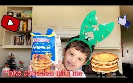 yt 253785 Carter Demonstrates How To Make Pancakes Vlogmas Day. 3 464x290 - Carter Demonstrates How To Make Pancakes 🎄⛄️   Vlogmas Day. 3