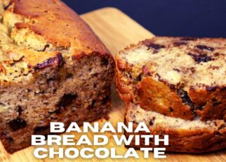 yt 261891 HOW TO COOK SO EASY MOIST BANANA BREAD WITH CHOCOLATE 322x230 - HOW TO COOK SO EASY MOIST BANANA BREAD WITH CHOCOLATE