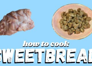 yt 261903 how to cook sweetbread nose to tail cooking series 322x230 - how to cook sweetbread | nose to tail cooking series