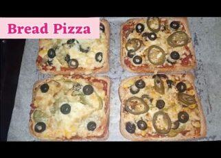 yt 261909 Bread Pizza Recipe How to make bread pizza at home Cook With Brishs 322x230 - Bread Pizza Recipe | How to make bread pizza at home | Cook With Brishs