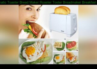 yt 261925 Automatic Toaster Bread Maker Roaster Toster Breadmaker Breakfast Machine Electric Baking Machine K 322x230 - Automatic Toaster Bread Maker Roaster Toster Breadmaker Breakfast Machine Electric Baking Machine K