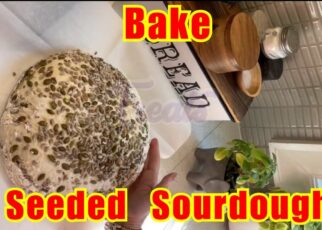 yt 261964 How to make seeded sourdough Bake Bread Tutorial 322x230 - How to make seeded sourdough - Bake Bread Tutorial