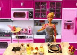 yt 262265 Barbie Cooks Bread Bajji 322x230 - Barbie Cooks Bread Bajji