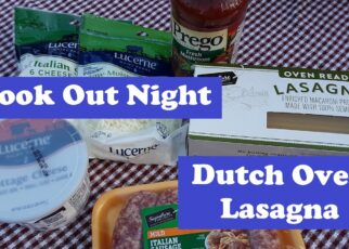 yt 262277 Dutch Oven Lasagna and Bread Outdoor Camp Cooking Cook Out Night Week 2 322x230 - Dutch Oven Lasagna and Bread | Outdoor Camp Cooking | Cook Out Night Week 2