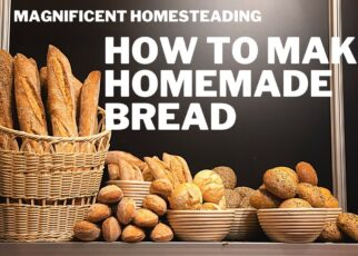 yt 262308 How to Make Homemade Bread 322x230 - How to Make Homemade Bread