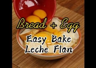yt 262341 EASY BAKE LECHE FLAN BAKE with BREAD EGG 322x230 - EASY BAKE LECHE FLAN BAKE with BREAD & EGG