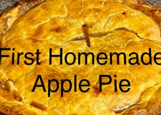 yt 262471 My First Baked Homemade Apple Pie Apple Pie Dessert Recipe 322x230 - My First Baked Homemade Apple Pie / Apple Pie Dessert Recipe