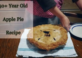 yt 262490 Baking a 50 Year Old Apple Pie Recipe 322x230 - Baking a 50+ Year Old Apple Pie Recipe
