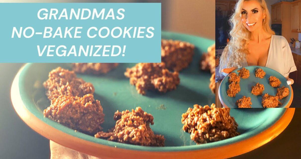 yt 262602 Grandmas No bake cookies made vegan glutenfreerecipes plantbasedrecipes 1210x642 - Grandmas No-bake cookies made #vegan #glutenfreerecipes #plantbasedrecipes