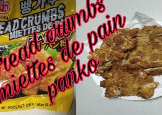 yt 262685 how to cook boneless chicken with bread crumbs miettes de pain panko easy to cook 322x230 - how to cook  boneless chicken with bread crumbs miettes de pain panko easy  to cook.