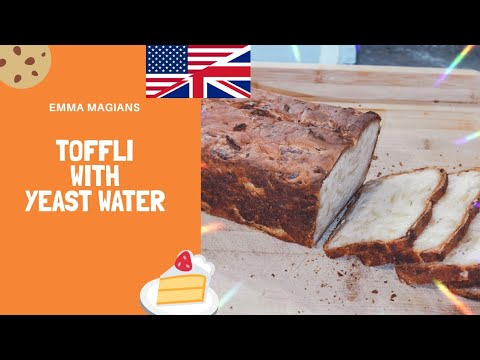 yt 262737 Do you like something unusual Bake a Toffli bread vegan glutenfree with yeast water - Do you like something unusual? Bake a Toffli bread (vegan + glutenfree) with yeast water