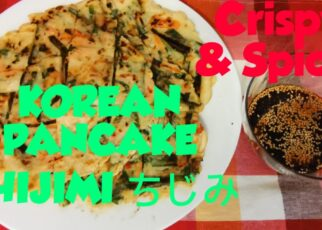 yt 262793 How to cook Spicy Korean Pancake CHIJIMI 322x230 - How to cook Spicy Korean Pancake (CHIJIMI)