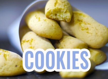 yt 262936 How to make SHORTBREAD COOKIES IN 5 MINUTES DIY Cooking Cookies at Home by Marie Delicious 420x307 - How to make SHORTBREAD COOKIES IN 5 MINUTES - DIY Cooking Cookies at Home by Marie Delicious