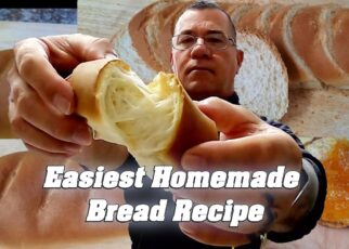 yt 262995 Easiest Homemade Bread Recipe 322x230 - Easiest Homemade Bread Recipe