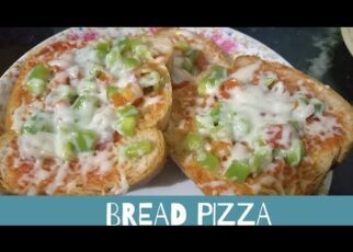 yt 263017 Bread pizza How to cook Bread pizza 322x230 - Bread pizza | How to cook Bread pizza
