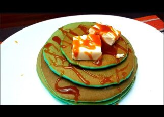 yt 263550 How to make perfect pancakes Blue Pancakes Cook Chill 322x230 - How to make perfect pancakes  (Blue Pancakes) Cook & Chill
