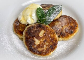yt 263559 Cheese pancakes aka Syrniki easy to cook delicious new breakfast idea 322x230 - Cheese pancakes aka Syrniki - easy to cook - delicious - new breakfast idea