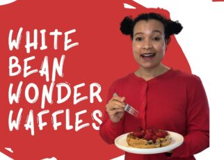 yt 263587 White Bean Wonder Waffles Recipe Demo 322x230 - White Bean Wonder Waffles Recipe Demo